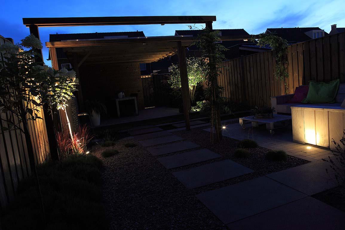 Tuinverlichting In Tegel : Verlichting kees vlaar hovenierskees vlaar hoveniers